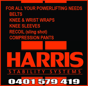 Harris Stability Systems